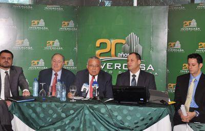 Fondos de inversión dinamizan mercado bursátil de Nicaragua